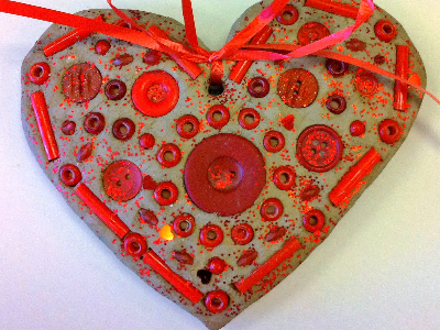 Kidcreate Studio - Greenville. Parent & Child Create Night- Valentine's Craft (5-12 years)
